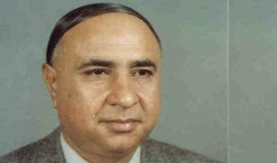 Departure of a great Petarian Noor Ahmed Nizamani Kit No. 7 Jinnah