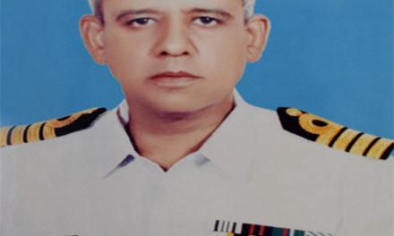 Cdre.(R) Sajjad Ilahi Malik, PN