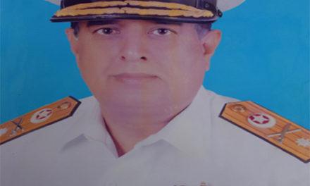Cdre. Muhammad Afzal, PN