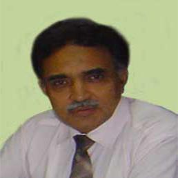 Prof. Jawaid Ahmed Khan Sharwani