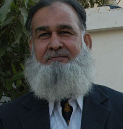 Lt.Cdr.(R) Muhammad Hanif