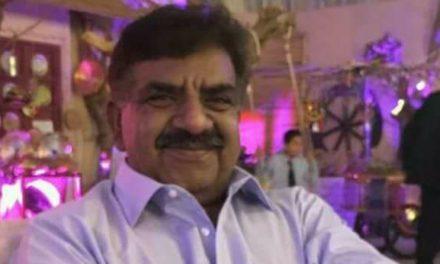 Departure of a Petarian Brother Sohail Akhtar Mangi 8198/J
